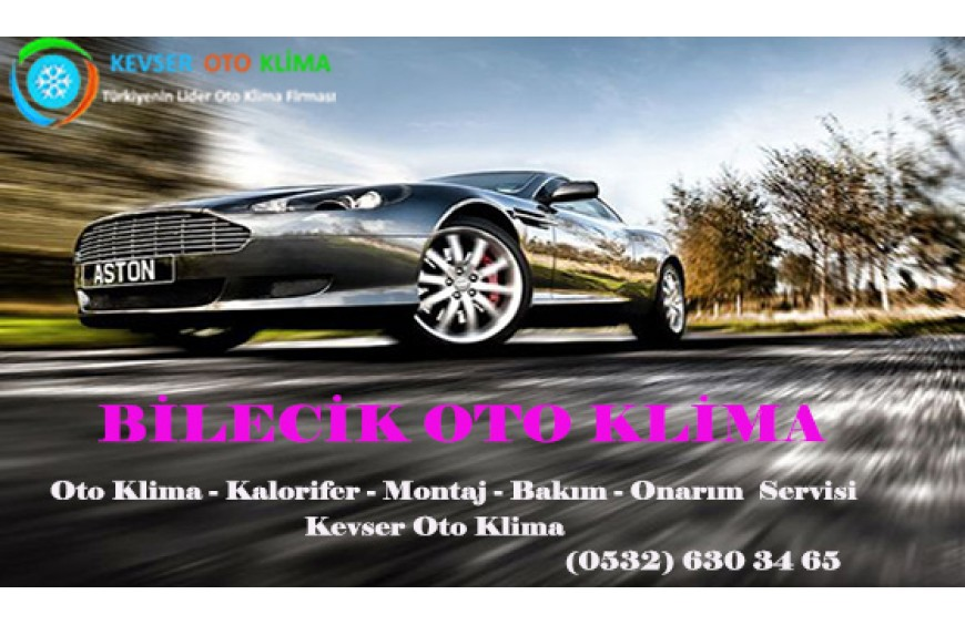 Bilecik Auto Air Conditioning
