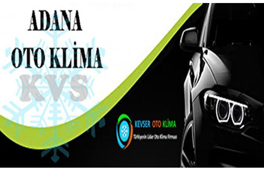 Adana auto air conditioning