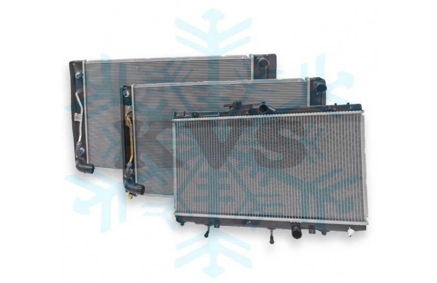 Auto Air Conditioner Radiator
