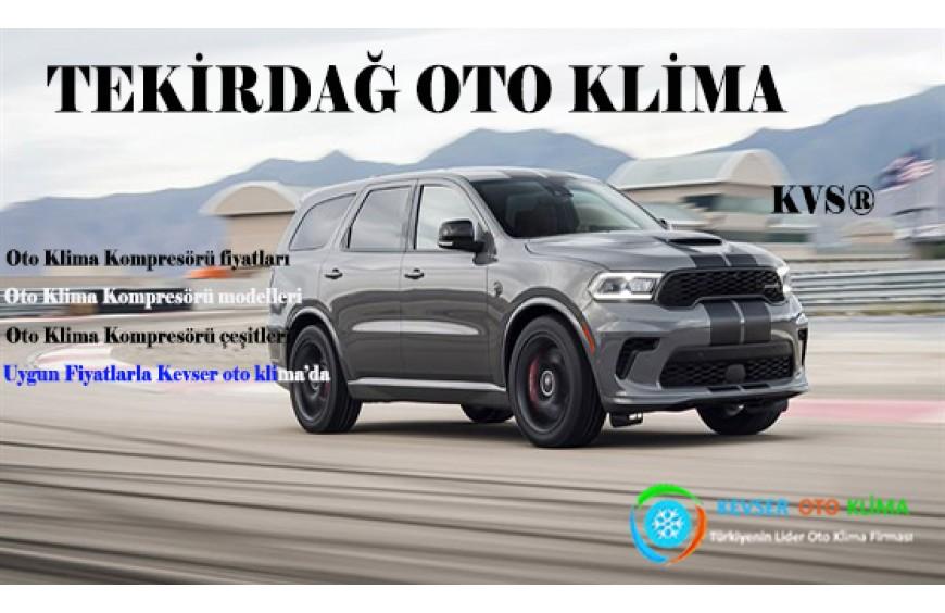 Tekirdağ Auto Air Conditioning