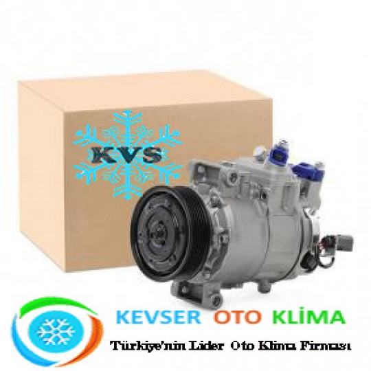2nd Hand Auto Air Conditioning Compressor